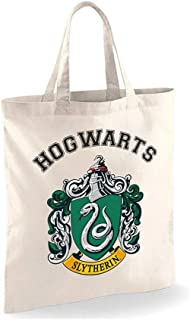 Harry Potter Unisex Adults Slytherin Tote Bag