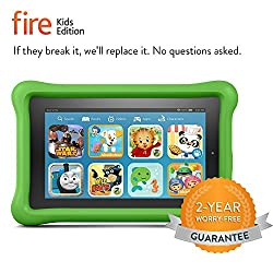 Kids' Fire Tablet -Great Christmas Present for Children