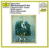 Concerto Per Piano E Orchestra In Sol Maggiore ,Gaspard De La Nuit,Sonatine...