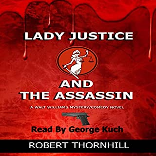 Lady Justice and the Assassin audiobook cover art
