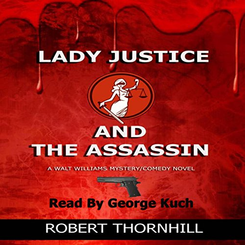 Lady Justice and the Assassin cover art