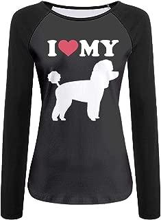 Best poodle print blouse Reviews