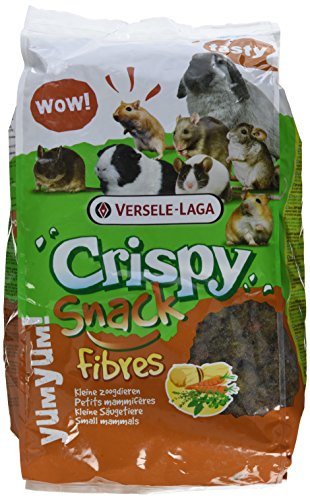Versele-laga A-17755 Crispy Snack Fibra Roedores - 1.75 kg