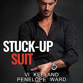 Stuck-Up Suit audiobook cover art