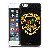 Head Case Designs Oficial Harry Potter Hogwarts Crest Sorcerer's Stone I Carcasa rígida Compatible con Apple iPhone 6 Plus/iPhone 6s Plus