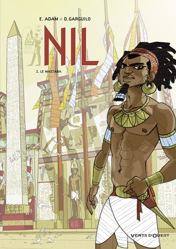 Nil - Tome 02: Le Mastaba