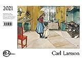 Der Kleine Carl Larsson-Kalender 2021