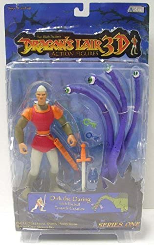 Dirk the Daring Dragon's Lair 3D by Dragon's Lair