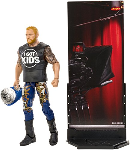 WWE Figurine Deluxe (Mattel)