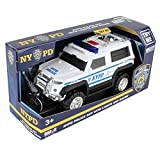 Daron NYPD Police SUV with Lights & Sounds 2019 New