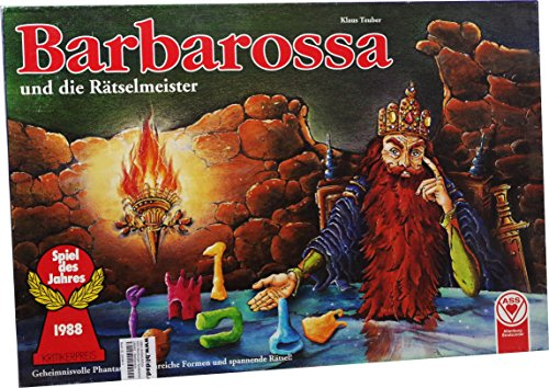 Ass Altenburger Spielkarten 250062 - Barbarossa