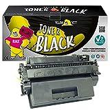 Yellow Yeti CE505A 05A XXL (10000 páginas) Tóner Compatible para HP Laserjet P2030 P2035 P2035n P2050d P2055 P2055d P2055dn P2055x Canon i-SENSYS LBP6300dn LBP6650dn LBP6670dn [3 años de garantía]