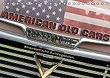 American Old Cars - Amerikanische Autolegenden (Tischkalender 2022 DIN A5 quer)