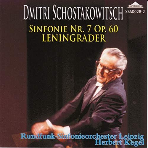 Herbert Kegel, Rundfunk-Sinfonieorchester Leipzig