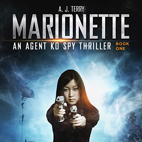 Marionette audiobook cover art