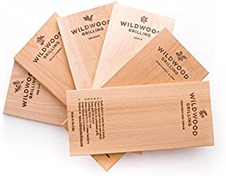 Wildwood Grilling - 6 Grilling Plank Variety Pack