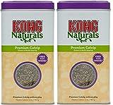 Kong Premium Catnip 4 oz 2 x 2 oz Tubs