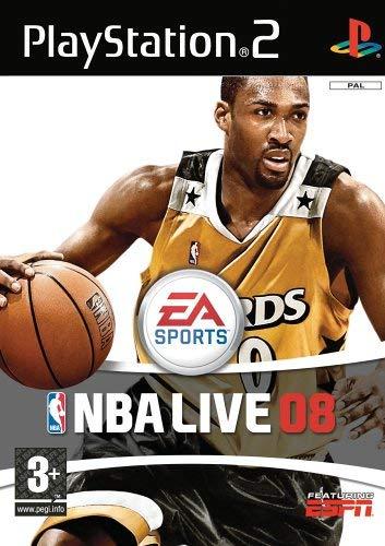 NBA Live 08 (Playstation 2) [Edizione: Regno Unito]