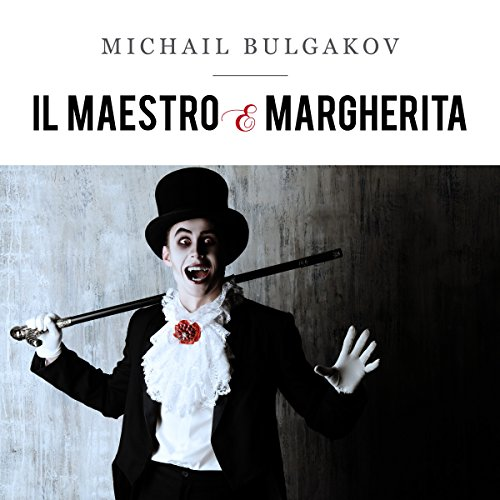 Il Maestro e Margherita audiobook cover art
