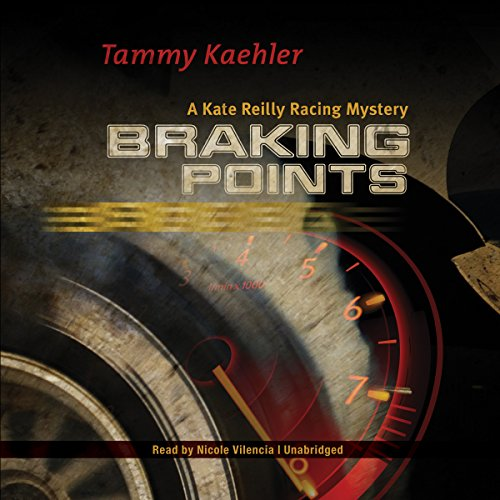 Braking Points audiobook cover art