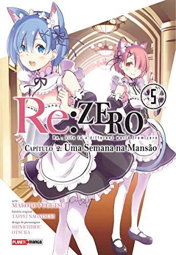 Re: Zero - Capítulo 2: Uma Semana Na Mansão Vol. 5: Capítulo 2: Uma Semana na Mansão - 5