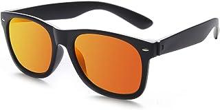 SKYWAY Gafas de sol polarizadas, clásicas, modernas, elegantes, marco irrompible, para hombres y mujeres