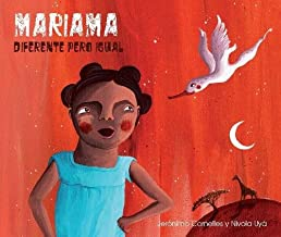 Mariama - diferente pero igual (Mariama - Different But Just the Same) (Spanish Edition)