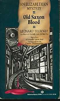 Old Saxon Blood 0345357655 Book Cover