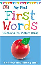 my first words picture cards learning activity for toddlers