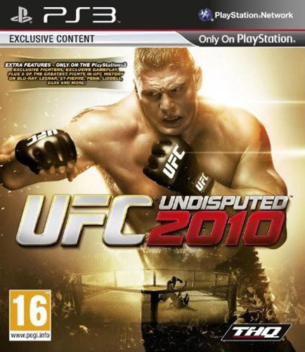 UFC 2010 Undisputed PS-3 AT