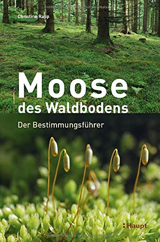 Moose des Waldbodens: Der Bestimmungsführer