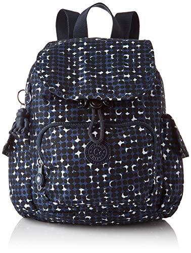 Kipling Women's City Pack Mini Backpacks, Small O Print, 27x29x14 Centimeters (B x H x T)