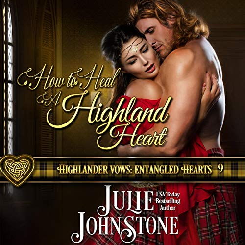Couverture de How to Heal a Highland Heart