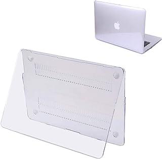 MacBook 13 2020 インチ 保護ケース MacBook Air 13.3 プラスチック ハードケース 擦り傷防止 着脱簡単 軽便 耐磨 保護ケース MacBook Air 13 (A2179) に適用 クリア (保護ケース)