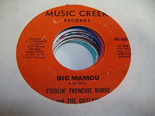 BIG MAMOU / THERE'LL BE LOVE TONIGHT IN MY HOUSE (45/7')