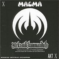 Mekanik Kommandoh by Magma