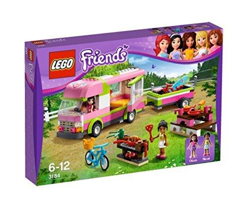 Lego Friends 3184 - Caravana de Aventuras