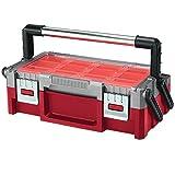 Keter Cantilever Boîte à outils avec 12 compartiments 45,7 cm