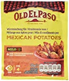 Old el Paso Würzmischung für Mexican Potatoes, 12er Pack (12 x 30 g)