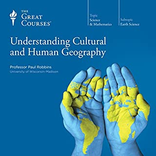 Understanding Cultural and Human Geography cover art