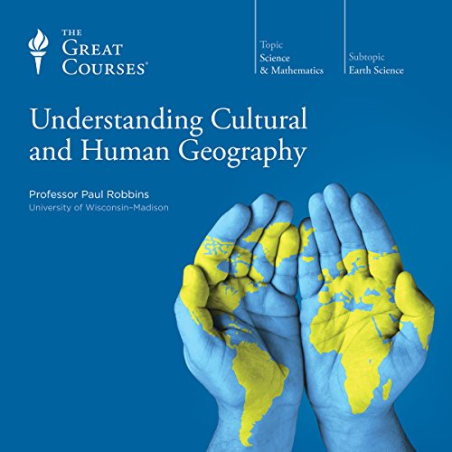 Understanding Cultural and Human Geography  By  cover art