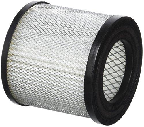 Greenstar 14082 - Filtro para aspiradora/vacío ceniza, color negro