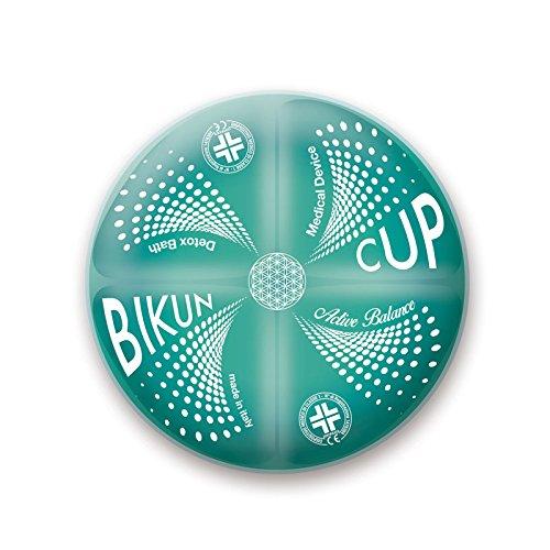 Bikun Cup Seno - 2 Cuscinetti refrigeranti - Per un décolleté perfetto, florido e pieno. Effetto rassodante naturale