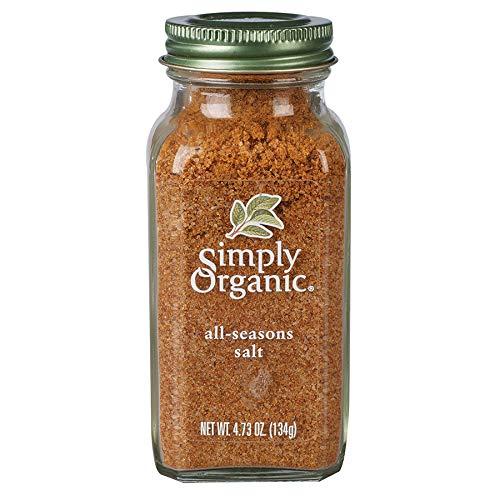 Simply Organic All-Seasons Salt oz Mesa Mall P 4.73 New life Certified