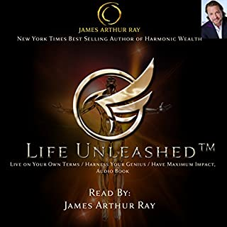 Life Unleashed audiobook cover art
