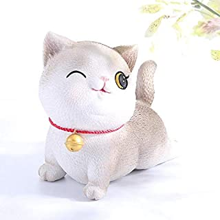 Yadianna Decorations Art Craft Child Money Bank Money Boxescute cat Products