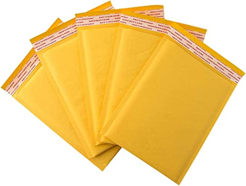new arrival 50 Pcs discount Poly Bubble Mailers Small Padded Envelope Mailers outlet sale Waterproof Poly Bubble Mailer Self Seal Mailing Envelopes Bags, 7x4Inch sale