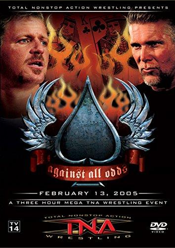 TNA IMPACT WRESTLING - Against All Odds 2005 DVD