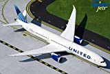 GeminiJets G2UAL882 1:200 United Airlines Boeing 787-10 Airplane Model