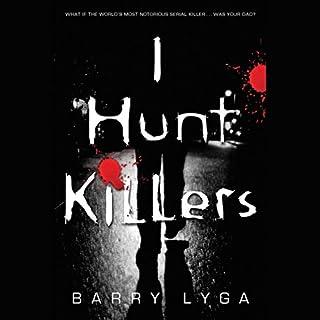 I Hunt Killers audiobook cover art